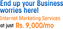 We provide Internet Marketing Services for Business
