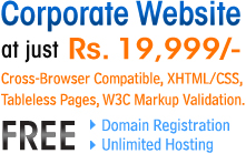We make website for your business